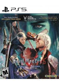 Devil May Cry 5 Special Edition/PS5