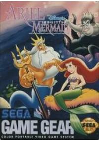 Disney's Ariel The Little Mermaid/Game Gear