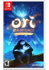 Ori And The Blind Forest Definitive Edition/Switch