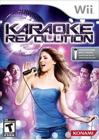 Karaoke Revolution (Jeu Seulement) / Wii