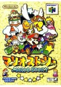 Paper Mario Story (Japonais NUS-P-NMQJ-JPN) / N64