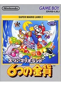 Super Mario Land 2 6 Golden Coins (Japonais DMG-L6J) /Game Boy
