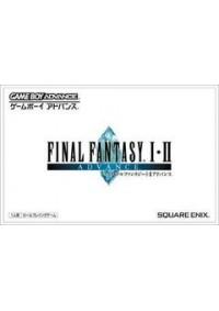 Final Fantasy 1 & 2 Dawn Of Souls (Japonais) /GBA
