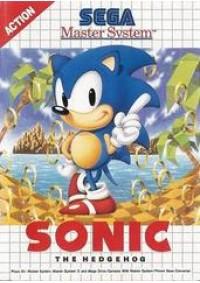 Sonic The Hedgehog (Version Européenne) / Master System