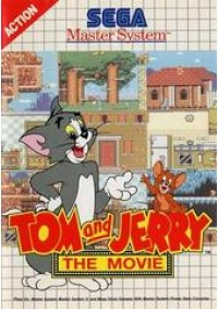 Tom and Jerry The Movie (Version Européenne) / Master System