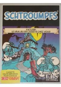 Schtroumpfs (Smurf Version Européenne) /Colecovision