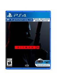 Hitman III (Compatible PSVR) / PS4