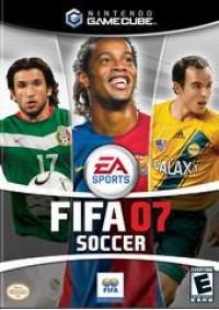 FIFA 07 Soccer/GameCube