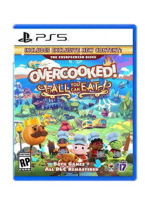 Overcooked All You Can Eat/PS5