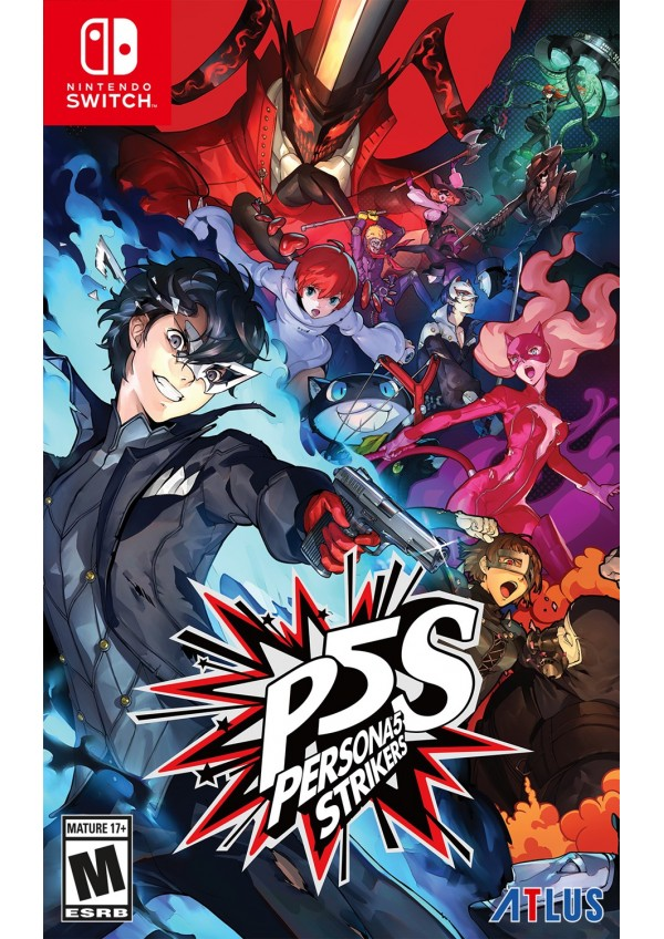 Persona 5 Strikers/Switch