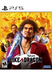 Yakuza Like A Dragon/PS5