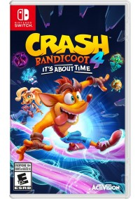 Crash Bandicoot 4 It's About Time/Switch