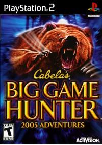 Cabela's Big Game Hunter Adventures 2005/PS2