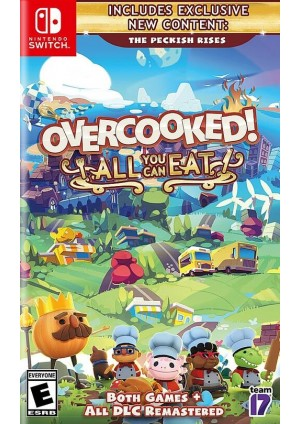 Overcooked All You Can Eat/Switch