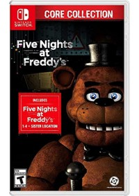 Five Nights At Freddy's The Core Collection/Switch