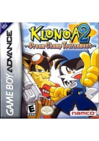 Klonoa 2: Dream Champ Tournament/GBA