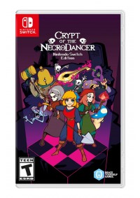 Crypt of the NecroDancer Nintendo Switch Edition/Switch