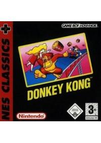 Donkey Kong Classic Nes Series (Version Européenne) / GBA