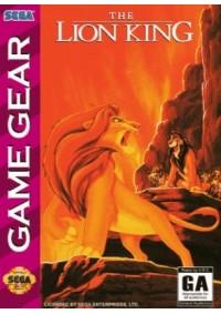 The Lion King (Version Européenne) / Game Gear