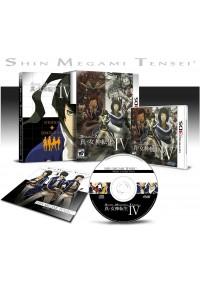 Shin Megami Tensei IV Limited Edition/3DS