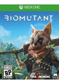 Biomutant/Xbox One