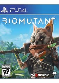 Biomutant/PS4