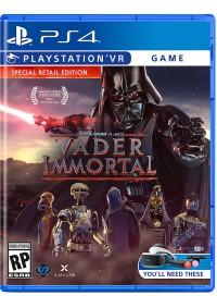 Vader Immortal A Star Wars VR Series/PSVR