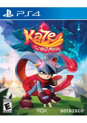 Kaze and the Wild Masks/PS4