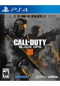 Call of Duty Black Ops IIII Pro Edition/PS4