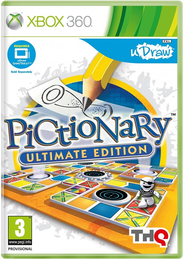 Pictionary Ultimate Edition (Version Européenne) / Xbox 360