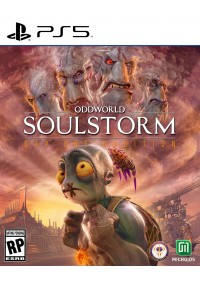 Oddworld Soulstorm Day One Oddition/PS5