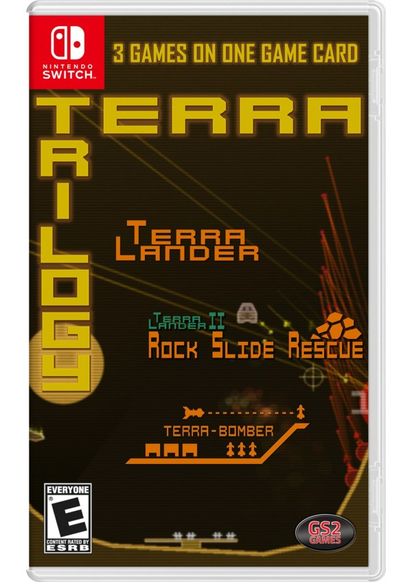 Terra Trilogy/Switch