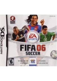 Fifa Soccer 06/DS