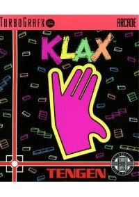 Klax/Turbografx-16