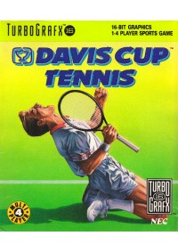 Davis Cup Tennis/Turbografx-16