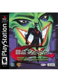 Batman Beyond Return of the Joker/PS1