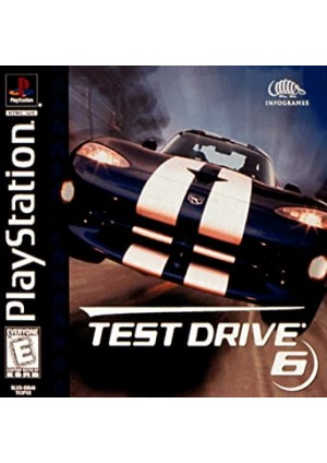 Test Drive 6/PS1