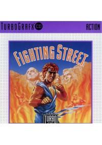 Fighting Street/Turbo Grafx CD