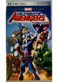 Ultimate Avengers The Movie Film UMD/PSP