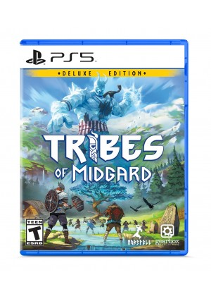 Tribes of Midgard Deluxe Edition/PS5