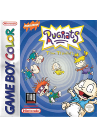 Rugrats Time Travelers /Game Boy Color