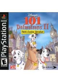 101 Dalmatians II Patch's London Adventure/PS1