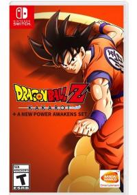 Dragon Ball Z Kakarot + A New Power Awakens Set/Switch