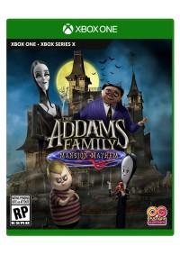 The Addams Family Mansion Mayhem/Xbox One - Xbox Series X