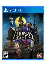 The Addams Family Mansion Mayhem/PS4