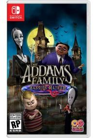 The Addams Family Mansion Mayhem/Switch