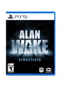 Alan Wake Remastered/PS5