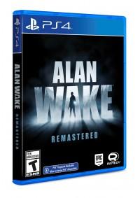 Alan Wake Remastered/PS4