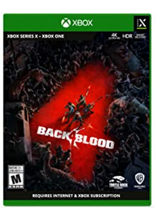 Back 4 Blood/Xbox One