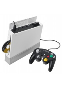 Console Wii Blanche Retrocompatible GameCube